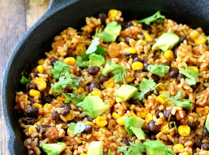 mexican rice 501
