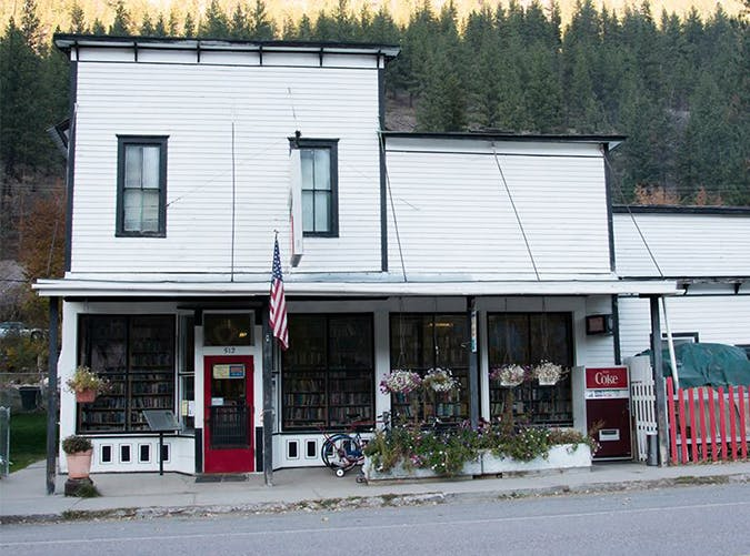 montana independent bookstore