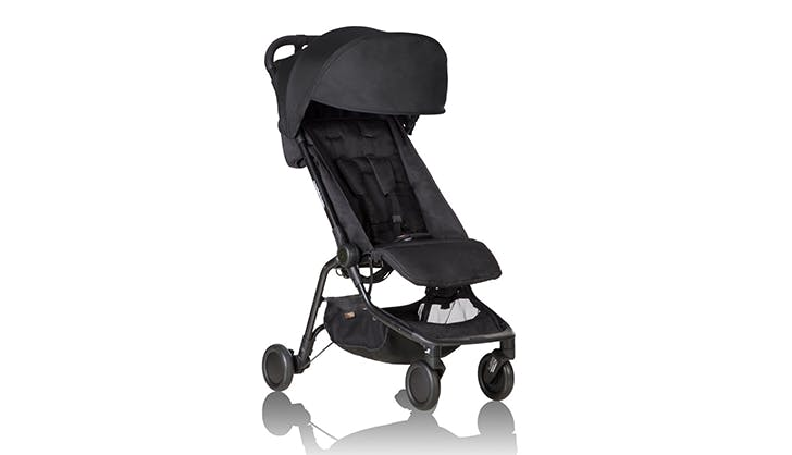 mountain buggy nano small space baby things
