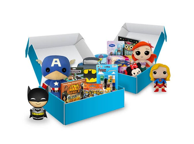 my geek box subscription box