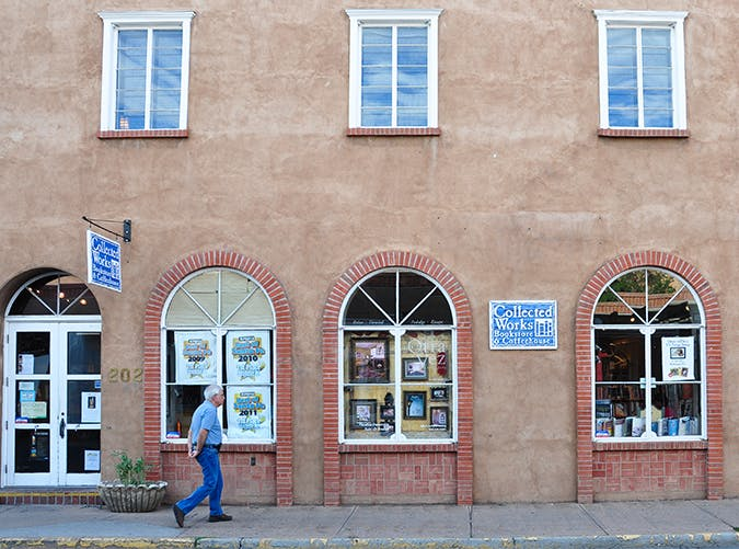 new mexico independent bookshop