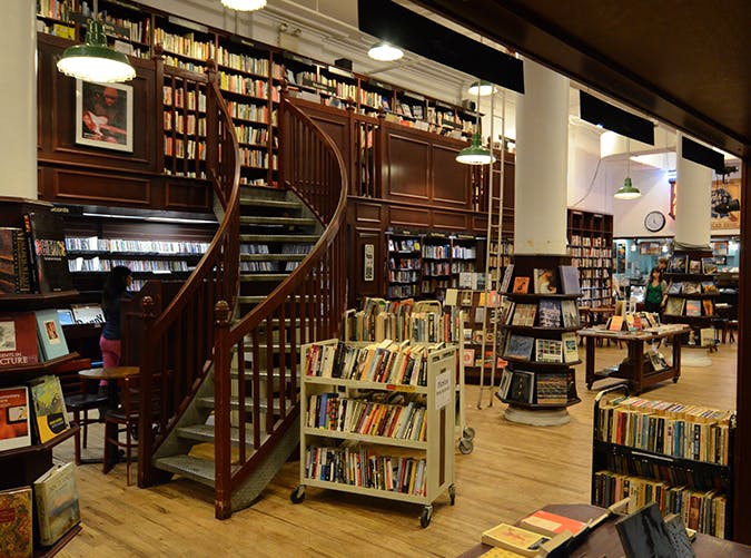 new york independent bookshop