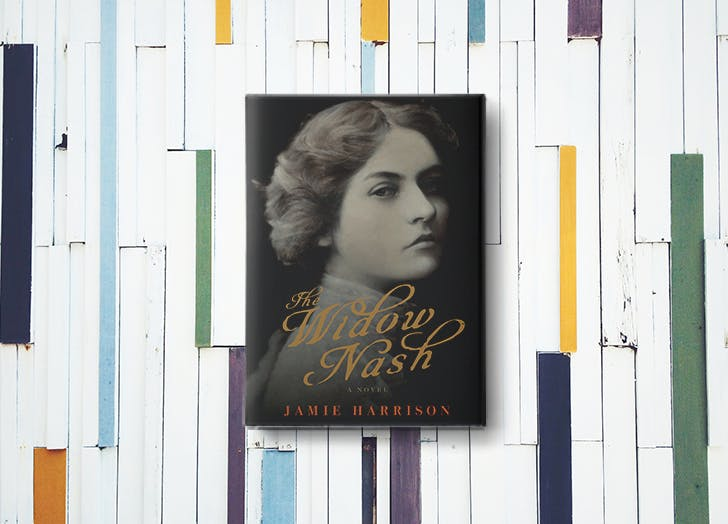 new june books harrison
