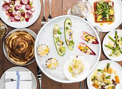 new restaurants june NY 400