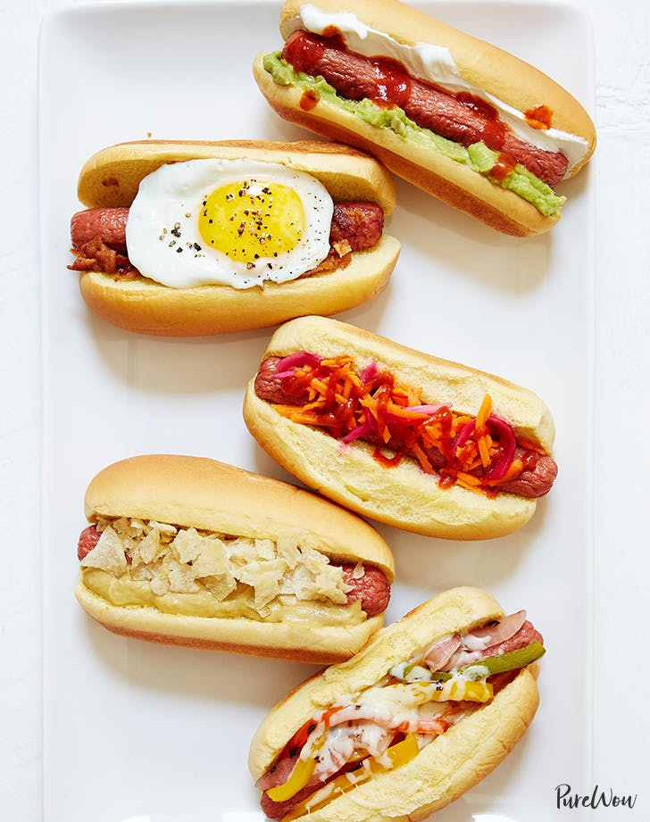 no cook summer dinners hot dogs