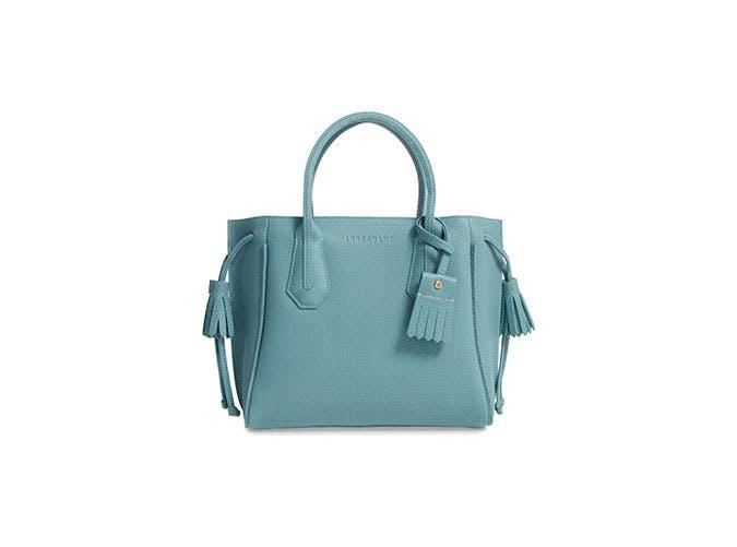 nordstrom sale blue longchamp bag