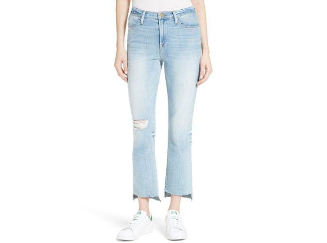 nordstrom sale light wash jeans