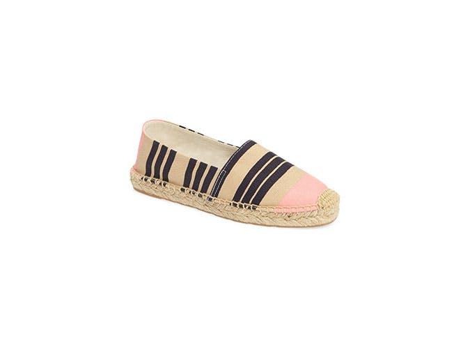 nordstrom sale striped espadrilles