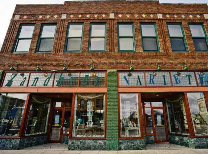 north dakota independent bookshop