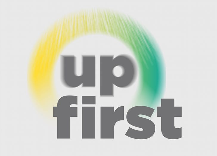 npr up first news podcasts NY