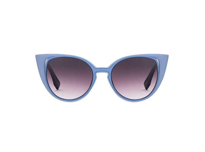 perverse cat eye sunglasses