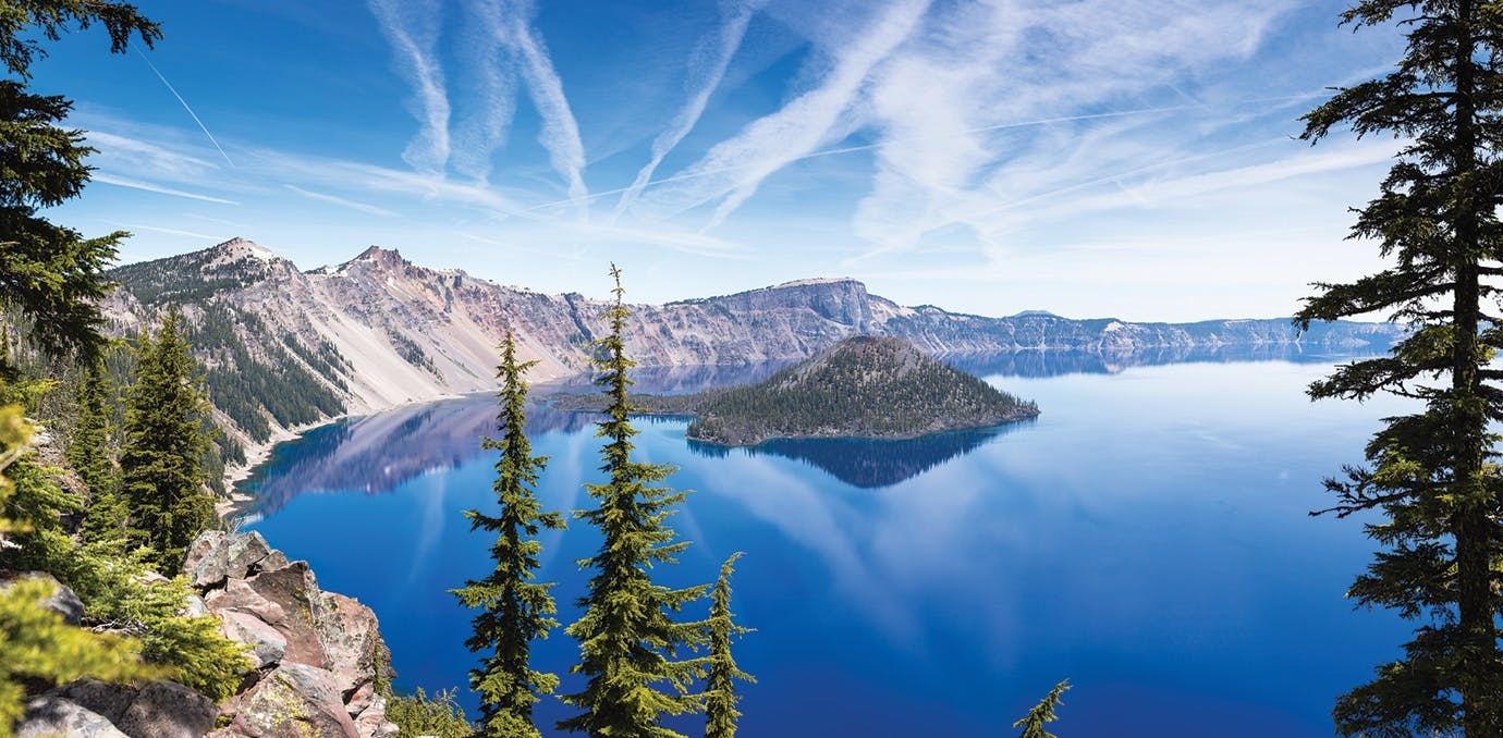 photogenic us craterlake
