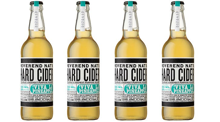 Hard Pineapple Cider Is the New Summer Drink You Need to Try