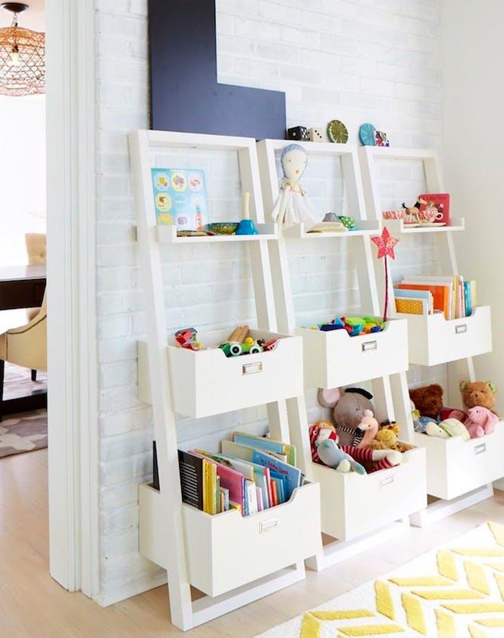 playroom organizing ideas 6