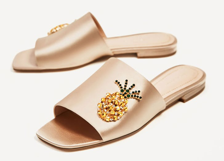 13 Fancy Flats That You Can Wear to Weddings - PureWow