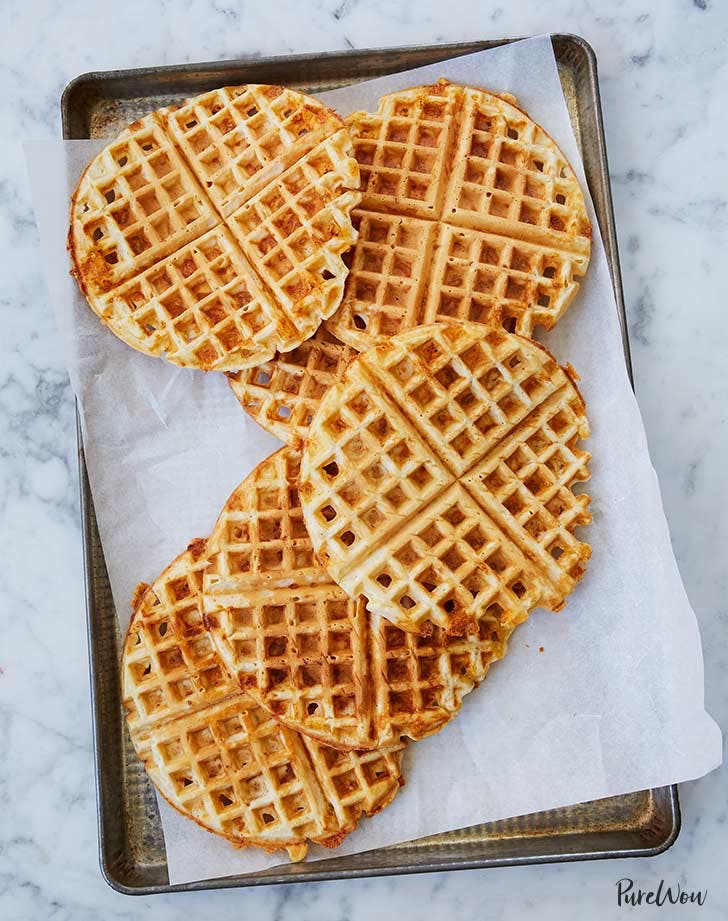 savory cheese waffle recipe LIST