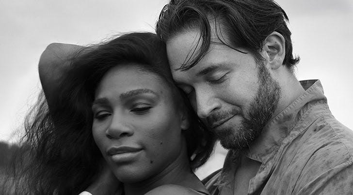 Serena Williams and Alexis Ohanians Love Story Will Knock Your Tennis Shoes Off