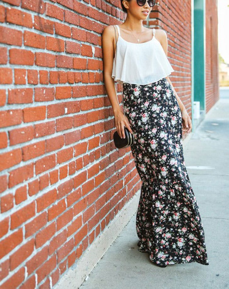 skirts every woman should own maxi