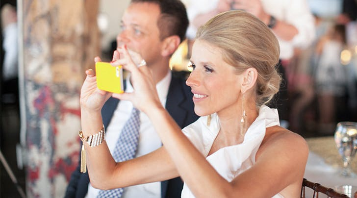 What's a Social-Media Liaison and Why Are Brides Hiring One?