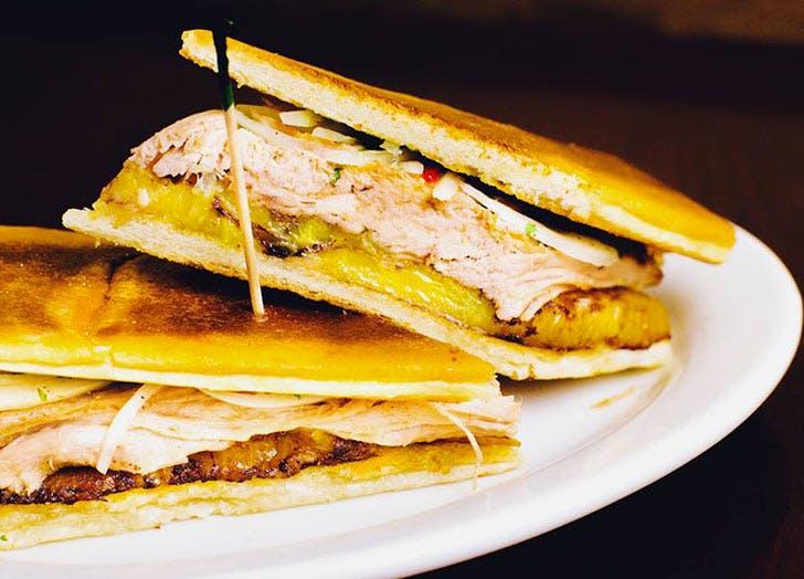 sophie s cuban pernil sandwich NY
