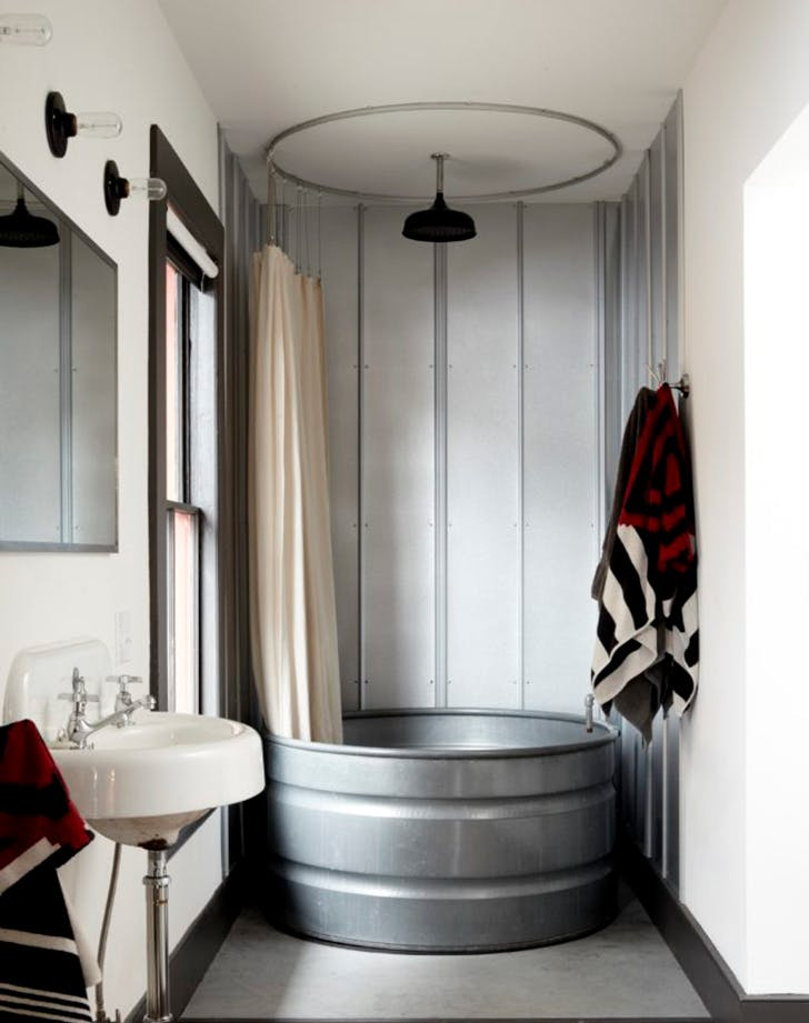Stock Tank Bathtubs