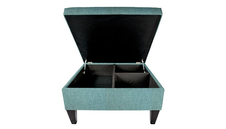 storage ottoman small space baby things