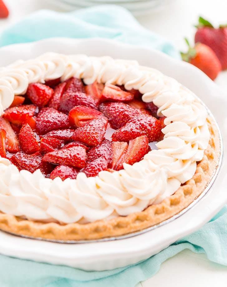 strawberry margarita pie 921