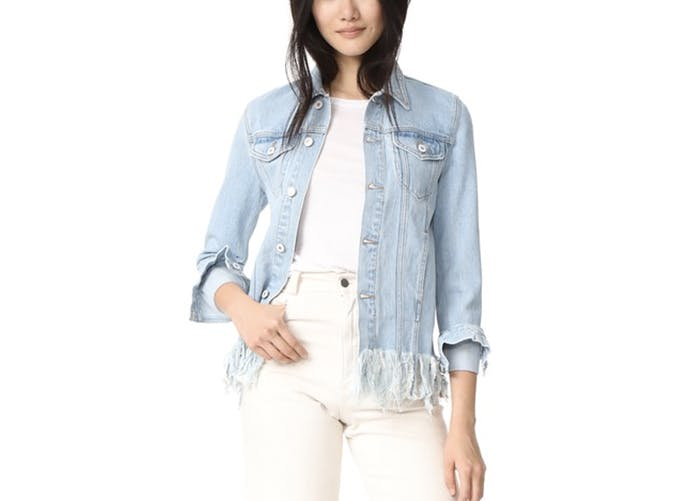 summer wardrobe checklist denim jacket 5