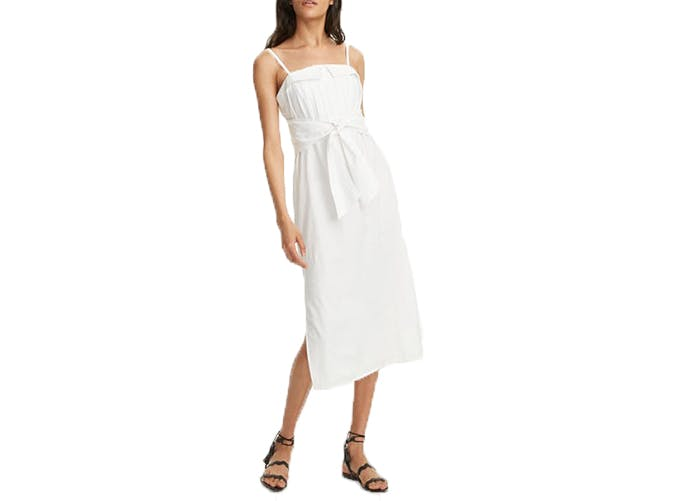 summer wardrobe checklist white dress 2