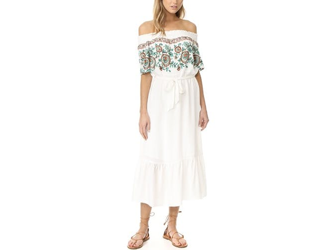 summer wardrobe checklist white dress 4