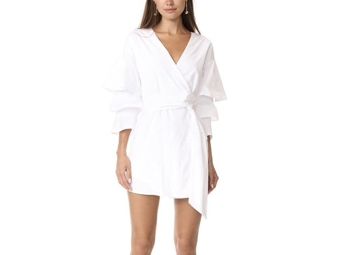 summer wardrobe checklist white dress 5