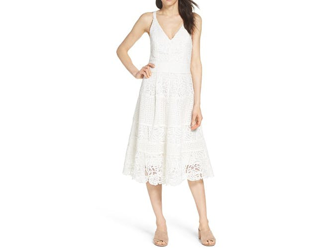 summer wardrobe checklist white dress 7