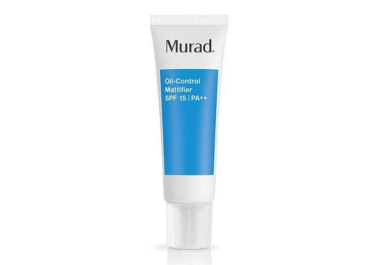 sweaty girl beauty products murad