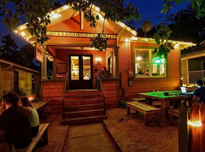 texas independent bookshop