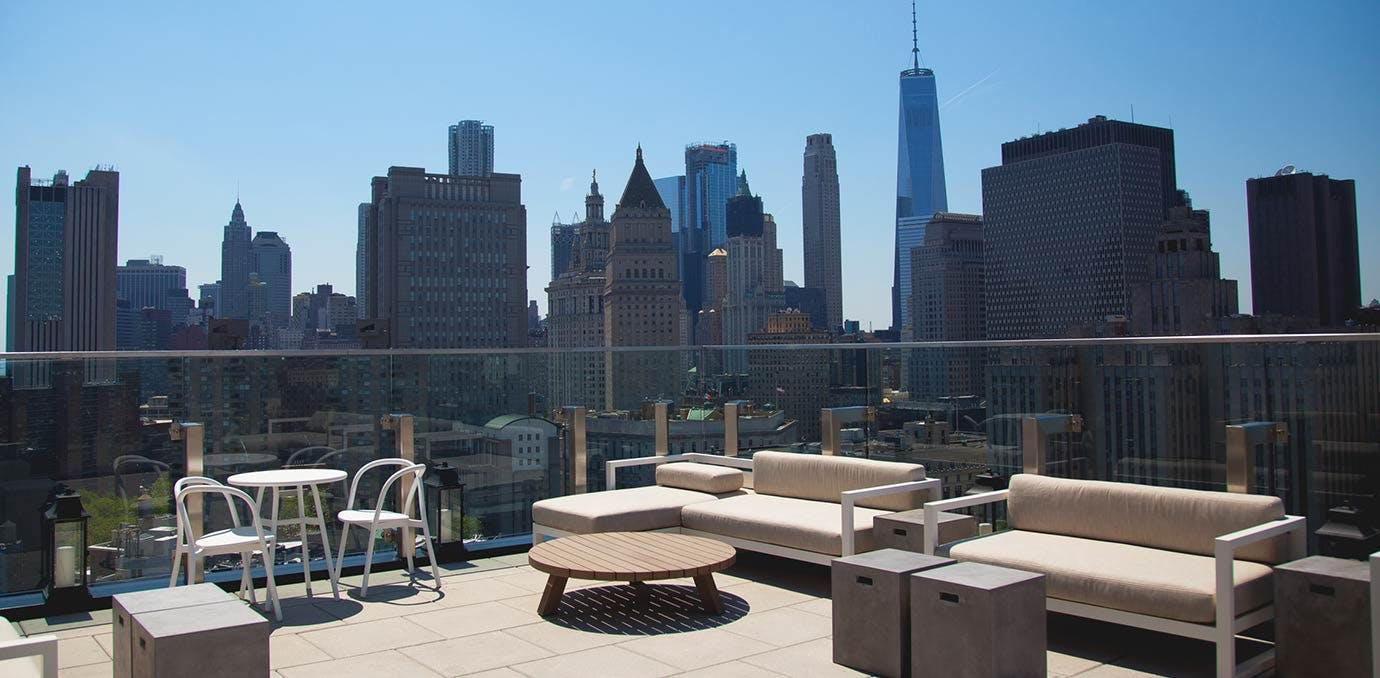 the crown rooftop bars NY