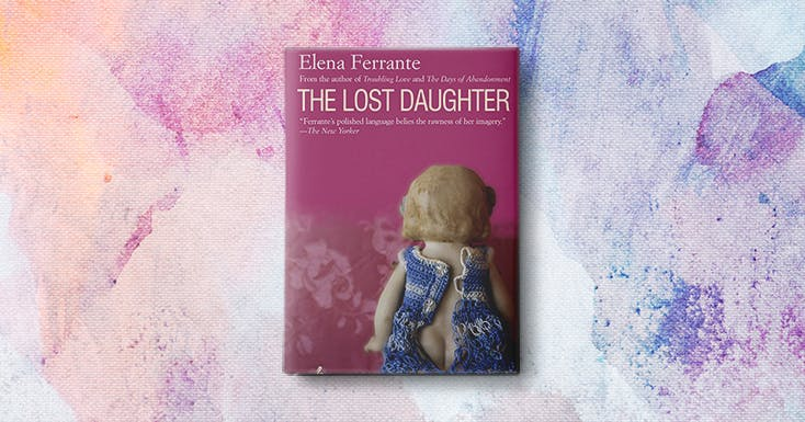 the lost daughter parenting books