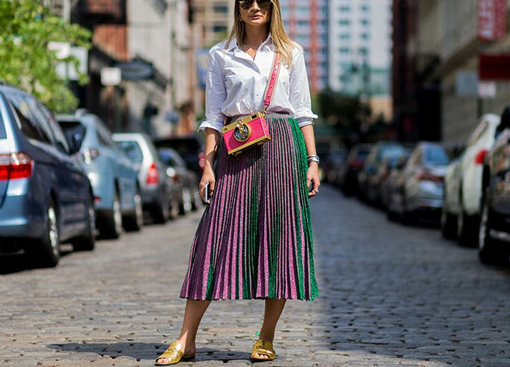 tops to wear with midi skirts 1