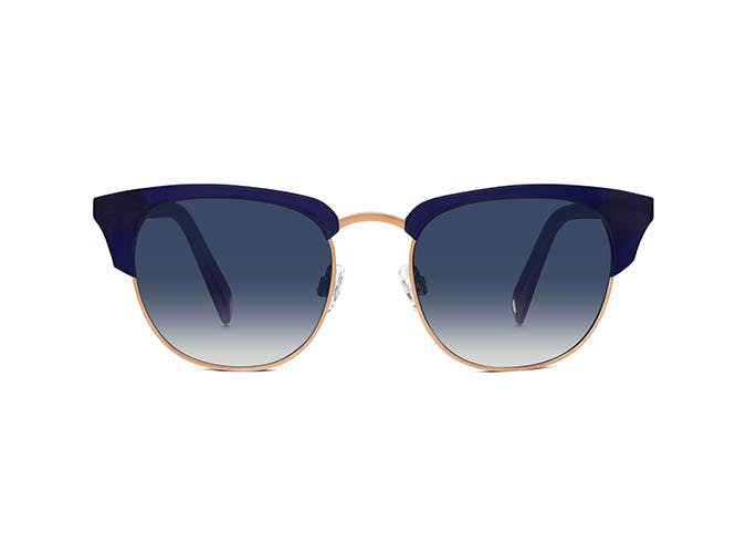 warby parker cat eye sunglasses