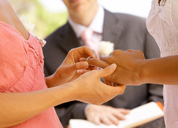 How To Find A Wedding Officiant Purewow