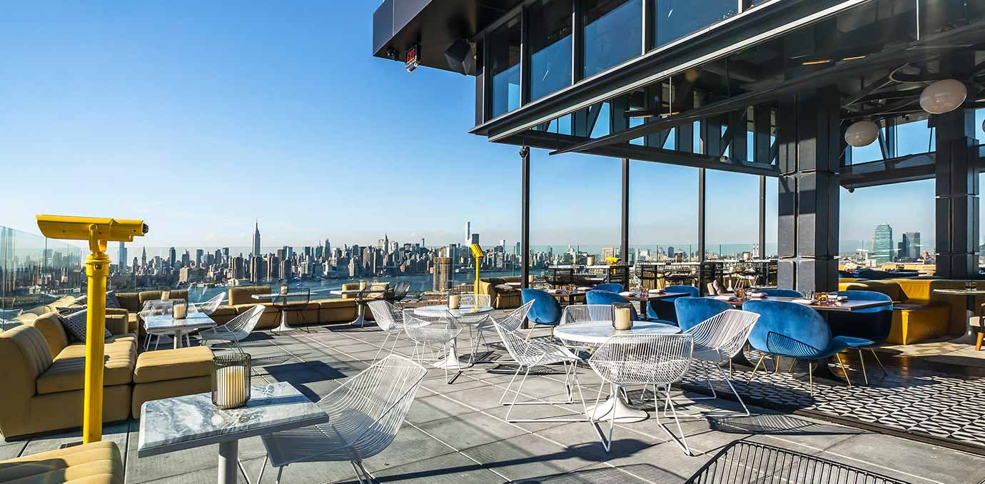 westlight rooftop bars NY