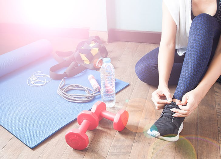workout cash