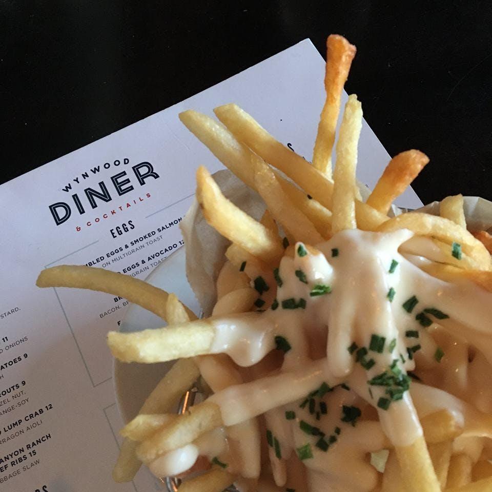 wynwood diner fries