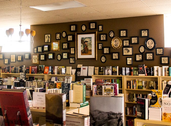 wyoming independent bookshop