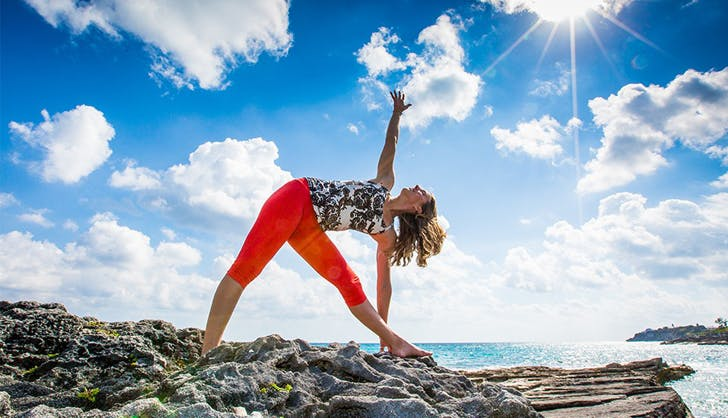 yoga in bermuda