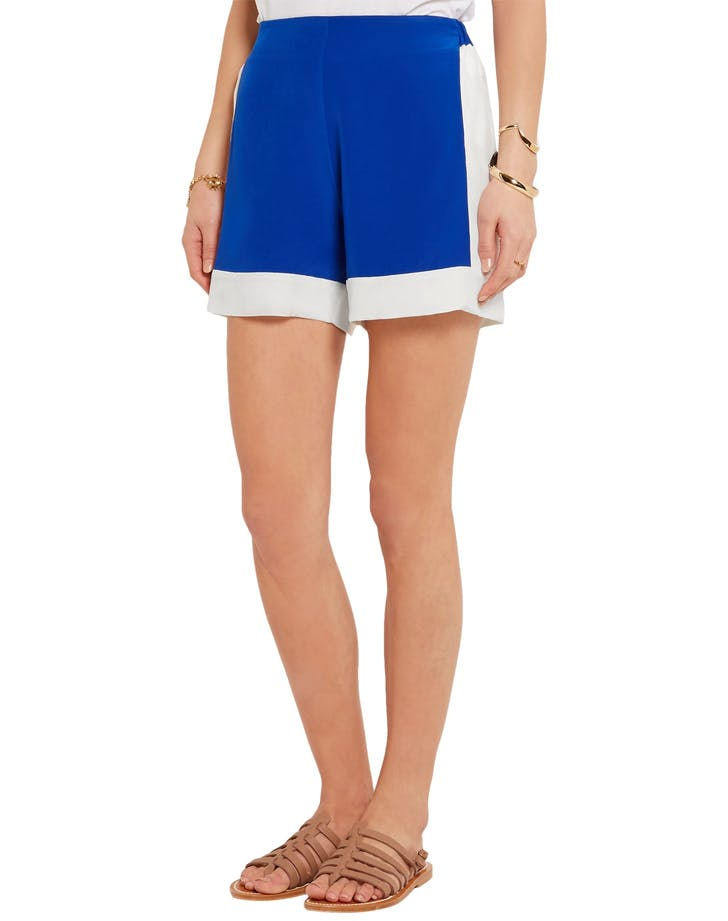 zeus dione two tone shorts NY