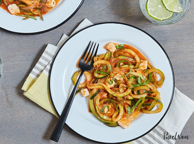 zoodle pasta purewow