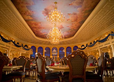 Be Our Guest Restaurant In Disney World 400