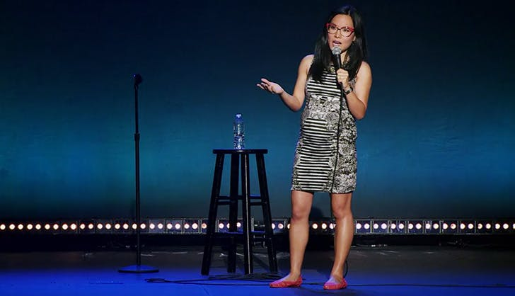Best Netflix Comedy Specials Ali Wong Baby Cobra