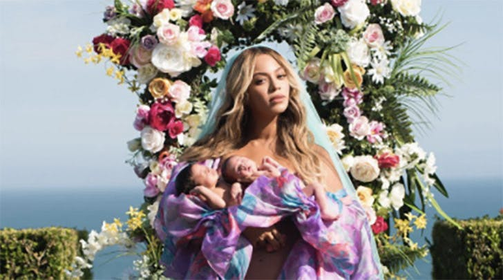 Quick! Guess Which One of Beyoncé's Twins Is Older