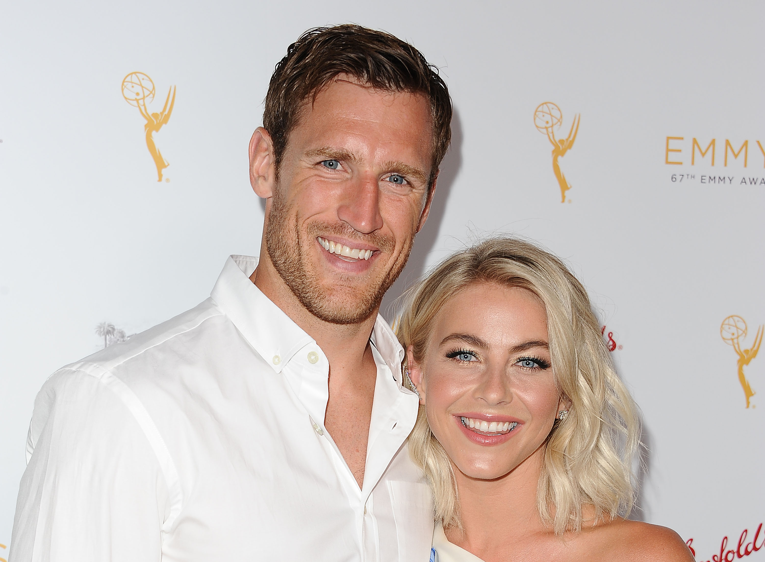 Julianne Hough Tied the Knot with NHL Player Brooks Laich